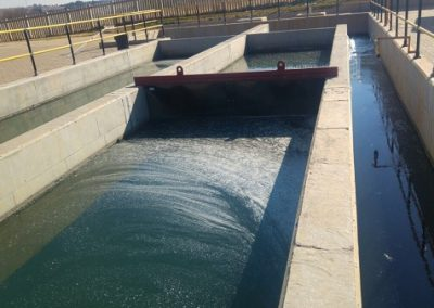 Driefontein WWTW Upgrade of the Emergency Overflow Dam