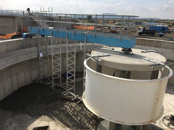 Bokamoso Wastewater Works – Civil